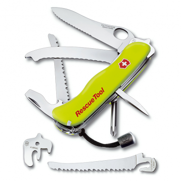 Нож Victorinox RescueTool One Hand