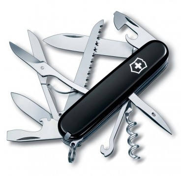 Нож Victorinox Huntsman Black