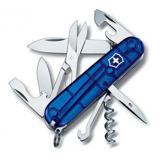 Нож Victorinox Climber Blue Translucent