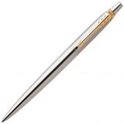 Шариковая ручка Parker Jotter Essential St. Steel GT