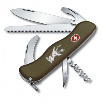 Нож Victorinox Hunter Green