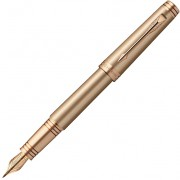 Перьевая ручка Premier Monochrome Pink Gold