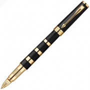 Ручка 5-th Parker Ingenuity Large Black Rubber&Metal GT