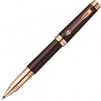 Ручка-роллер Premier Soft Brown PGT