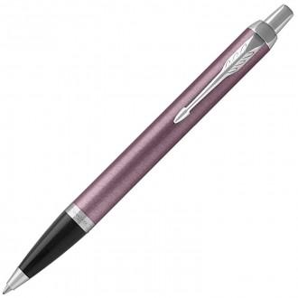 Шариковая ручка Parker IM Metal Light Purple CT
