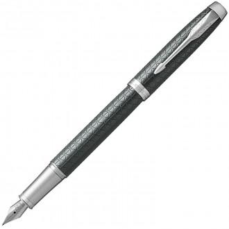 Перьевая ручка Parker IM Premium Dark Green CT