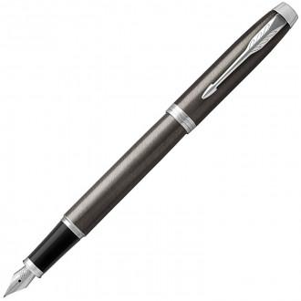 Перьевая ручка Parker IM Metal Core Dark Espresso CT