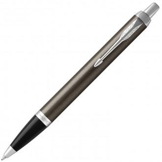 Шариковая ручка Parker IM Metal Core Dark Espresso CT