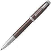 Ручка роллер Parker IM Premium Brown CT