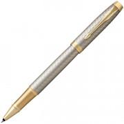 Ручка роллер Parker Parker IM Premium Warm Silver GT