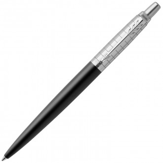 Шариковая ручка Parker Jotter Premium Bond Street Black Grid