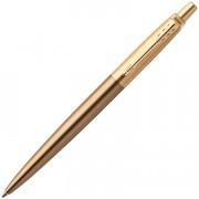 Шариковая ручка Parker Jotter Premium West End Brushed GT