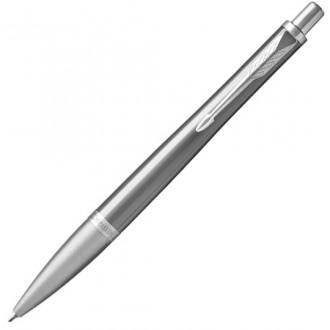 Шариковая ручка Parker Urban Premium Silvered Powder CT