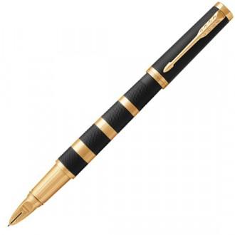 Ручка 5-th Parker Large Black Rubber&Metal GT