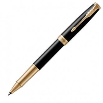 Ручка-роллер Parker Sonnet Laque Black GT