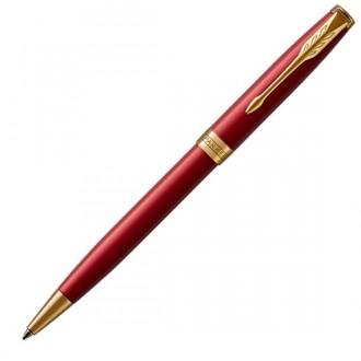 Шариковая ручка Parker Sonnet Laque Red GT