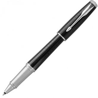 Ручка-роллер Parker Urban Premium Ebony Metal CT