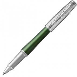 Ручка-роллер Parker Urban Premium Green