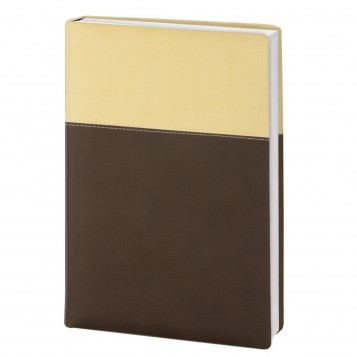 Ежедневник датированный A5 Brown