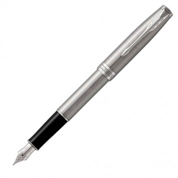 Перьевая ручка Parker Sonnet Stainless Steel CT