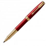Ручка-роллер Parker Sonnet Laque Red GT