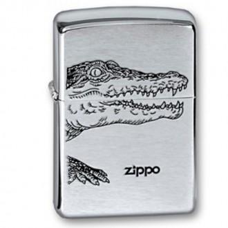 Зажигалка ZIPPO 200 Alligator