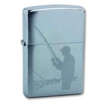 Зажигалка ZIPPO 200 Fisherman