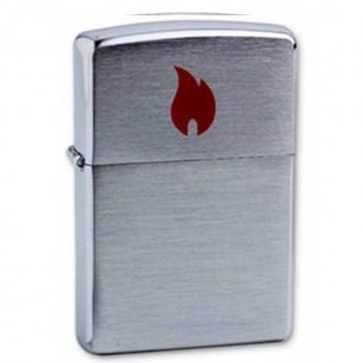 Зажигалка ZIPPO 200 Red Flame