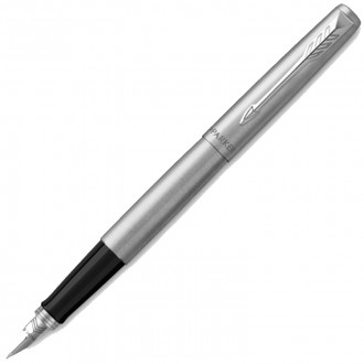 Перьевая ручка Parker Jotter Stainless Steel CT
