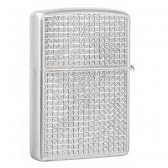 Зажигалка ZIPPO 205 Diamond Plate