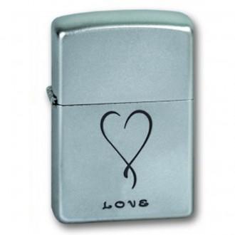 Зажигалка ZIPPO 205 Love