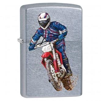 Зажигалка ZIPPO 207 Dirt Bike