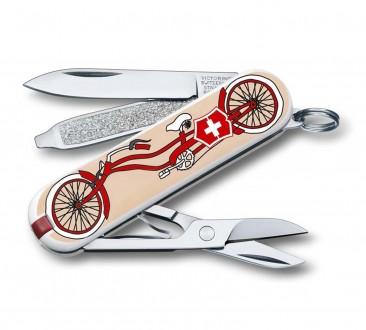 """Нож-брелок VICTORINOX Classic """"Bicycle"""""""