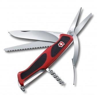 Нож VICTORINOX RangerGrip 71 Gardener