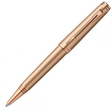 Шариковая ручка Premier Monochrome Pink Gold
