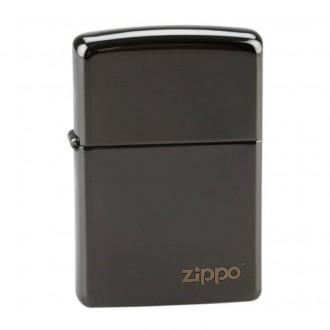 Зажигалка ZIPPO Classic Ebony™