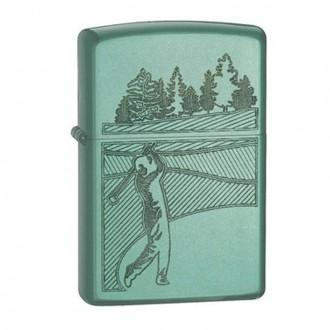Зажигалка ZIPPO Classic Mint Green