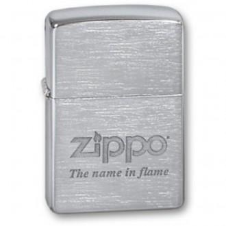 Зажигалка ZIPPO 200 Name in flame
