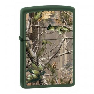 Зажигалка ZIPPO Realtree Green Matte