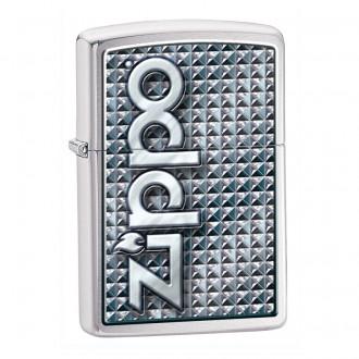 Зажигалка ZIPPO 28280 Brushed Chrome