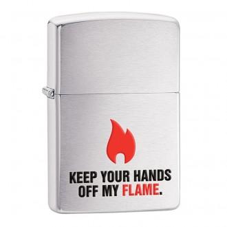 Зажигалка ZIPPO Keep Your..