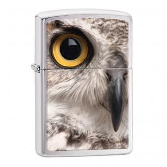 Зажигалка ZIPPO Owl