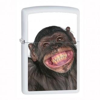 Зажигалка ZIPPO Monkey