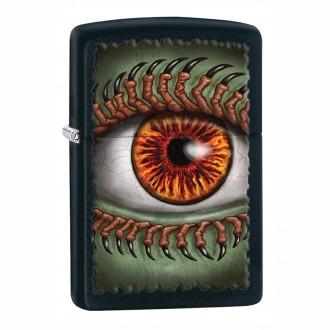 Зажигалка ZIPPO Monster Eye