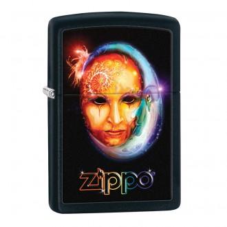 Зажигалка ZIPPO Venetian Mask