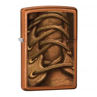 Зажигалка ZIPPO Boot Laces