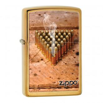 Зажигалка ZIPPO Bullets