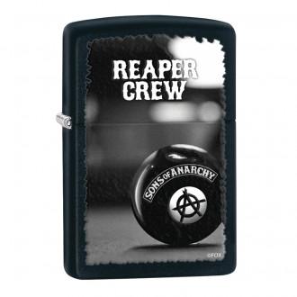 Зажигалка ZIPPO Reaper Crew