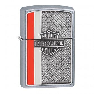 Зажигалка ZIPPO Harley-Davidson Street Chrome