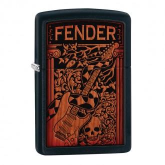 Зажигалка ZIPPO Fender